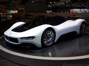Maserati Birdcage Maserati Birdcage 75th Concept 187 Adapter Car