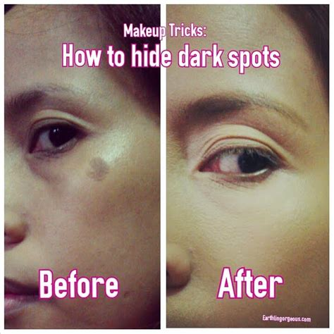 what color concealer covers spots makeup tricks how to hide darks spot on the