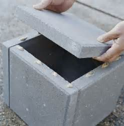 Concrete Diy diy concrete planter project outdoortheme com