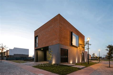modern brick homes brick houses that form a bridge between past and present