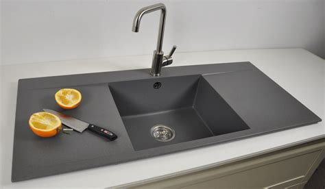 Kitchen Granite Sinks Modern Kitchen Sinks Are Easy And Convenient In Use Homedee