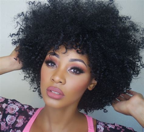 tapered fro wigs how to transform synthetic wig to cute tapered afro my