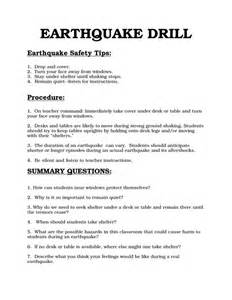 earthquake drill fire safety pinterest search image