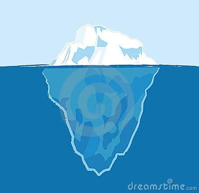 clipart iceberg iceberg clipart