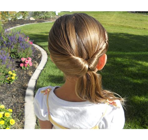 10 easy school hairstyles for girls