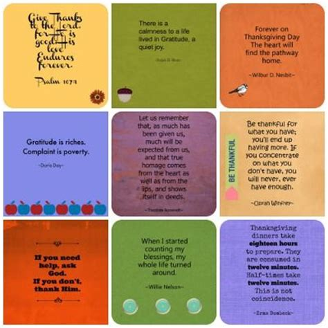 printable mini quotes 17 best images about thanksgiving cards on pinterest