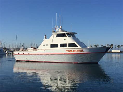 san diego saltwater fishing boats tomahawk sportfishing san diego ca