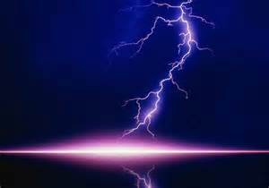 Lightning Blue Abstract Lightning Blue Purple Canvas Buy Abstract