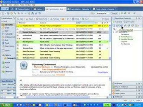 lotus notes your steps with ibm lotus notes