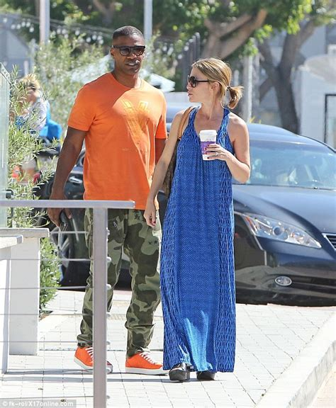 Studio Homes by Jamie Foxx Grabs Coffee In Malibu Amid Katie Holmes Dating