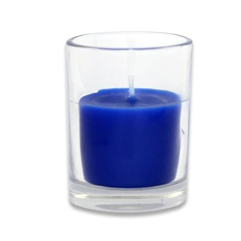 fensterbrett kunststein glass votive candles clear glass votive candle