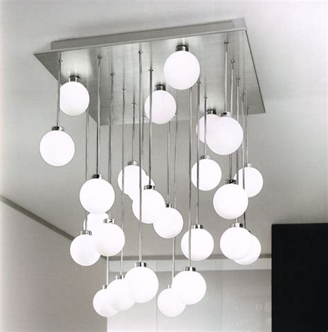 What Do Your Ceiling Lights Say About You Emergent Village Contemporary Lights Ceiling