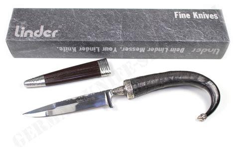 classic knives linder classic folklore knife german knife shop
