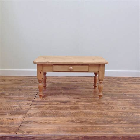 pine coffee table with drawer wolds furniture company