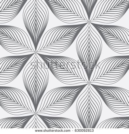 flower pattern line vector textile design stock images royalty free images vectors