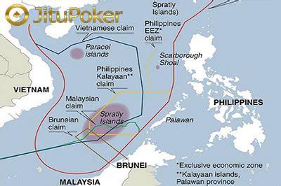 penyebab konflik  laut cina selatan
