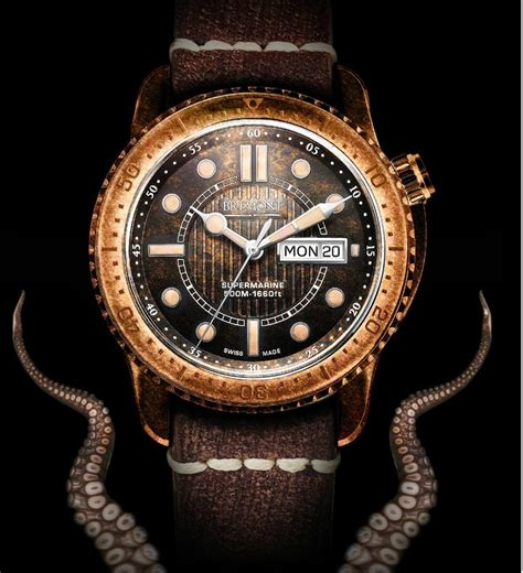 bronze dive what if iconic dive watches in bronze ablogtowatch