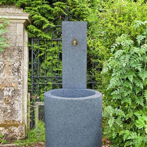 Gartenbrunnen Stein Modern by Brunnen 187 Belluno 171 Aus Stein Gartentraum De