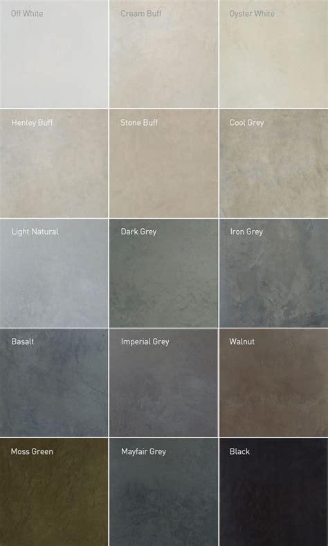 concrete colors best 25 concrete floors ideas on polished
