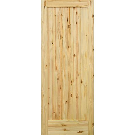 interior wood doors home depot krosswood doors 30 in x 80 in knotty alder 10 lite low e