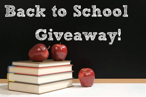 Back To School Giveaways - bic back to school giveaway