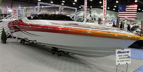 nordic boats hallett inside the 57th annual l a boat show
