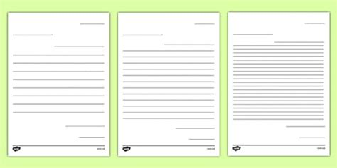 pal letter writing template teacher transition