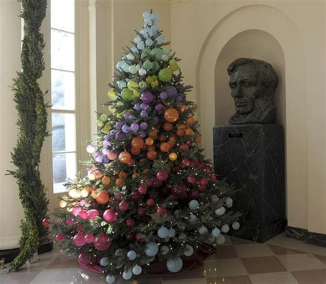 see how the white house decorates for the holidays the