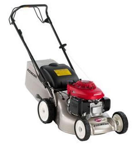 honda hrg sd izy  power drive mower lawnmower world
