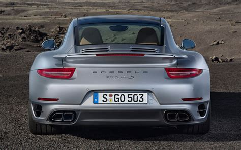 porsche 911 turbo 2014 porsche 911 turbo s rear end photo 5