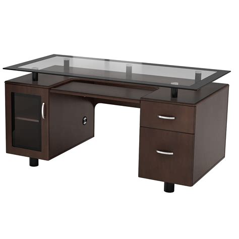 Z Line Designs Arria Executive Desk Reviews Wayfair Executive Desk