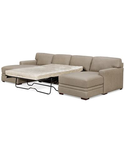 macys sofa sleeper sleeper sofa macys clarke fabric 2 piece sectional queen