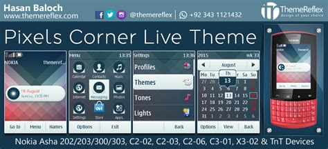 nokia 206 windos themes windows 10 live theme for nokia x2 00 x2 02 x2 05 x3 00