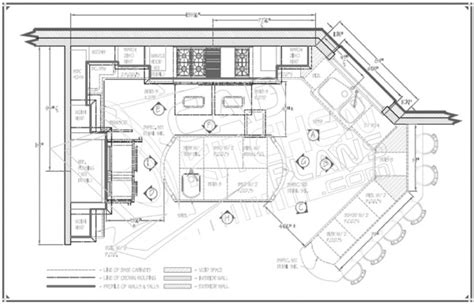 Luxury Kitchen Floor Plans | luxury kitchen floor plans
