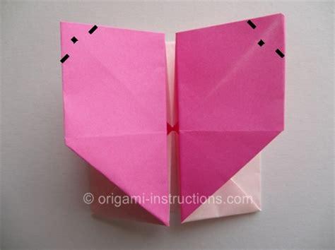 Origami Secret Box - origami secret folding