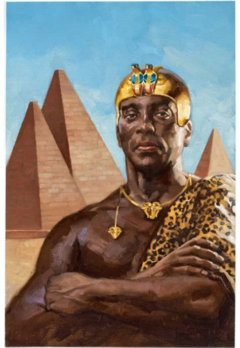 ancient african kings the subjugation of egypt by sudan african black