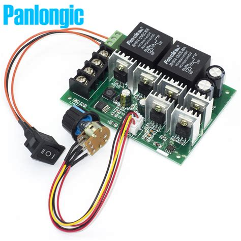 Dc9 60v 10a Pwm Dc Motor Speed Controller Cw Ccw Reversible Pu motor controller pwm promotion shop for promotional motor
