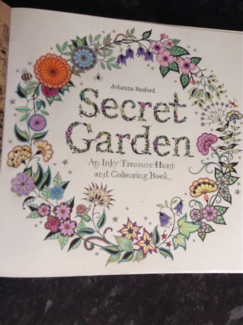 secret garden colouring book south africa my completed colouring pages myrandomreviewsblog