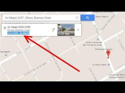 tutorial coordenadas utm obtener coordenadas geogr 225 ficas de google maps youtube