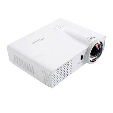 Optoma S341 3500 Ansi Lumens 3d Dlp Proyektor Projector Garansi 3thn optoma w306st wxga 3500 ansi lumens 3d dlp projector