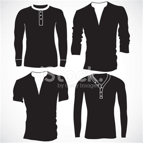Blank T Shirt And Long Sleeve Front Stock Photos Freeimages Com Blank Sleeve T Shirt Template