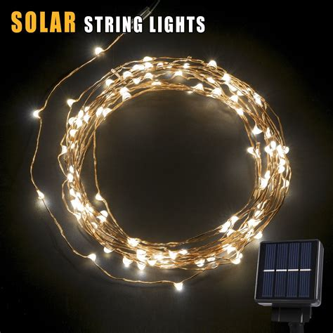 solar patio string lights solar string lights outdoor reviews gdealer solar outdoor