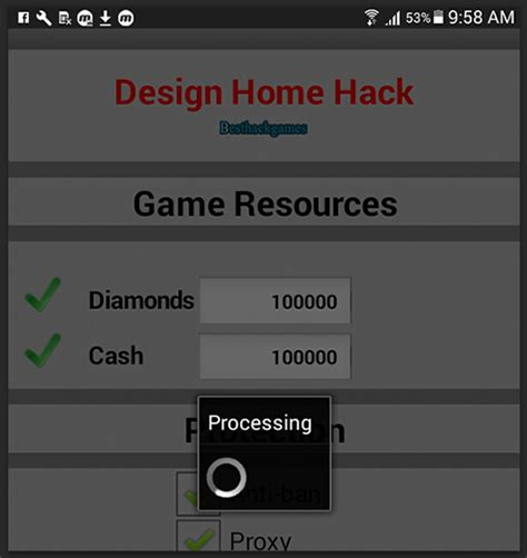 design this home hack tool download design home hack cheats new tool for ios no jailbreak