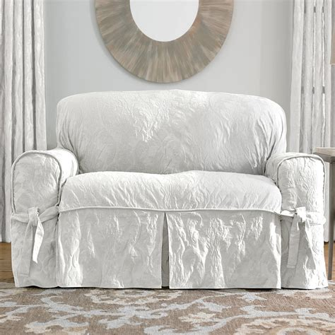 wingback slipcovers top 28 shabby chic slipcovers for wingback chairs
