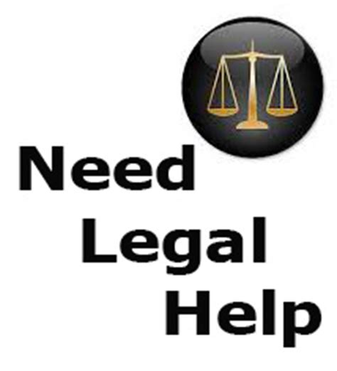 Why you need Legal Help?   Legal Help Lawyers