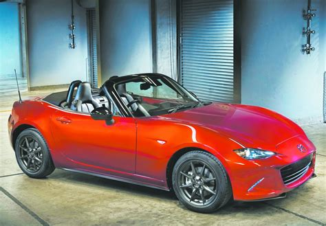 is there a mazda 4 mazda s mx 5 miata redesign for 2016 makes it lighter