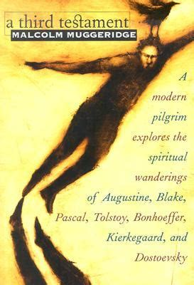 the wanderings of a spiritualist books a third testament a modern pilgrim explores the spiritual