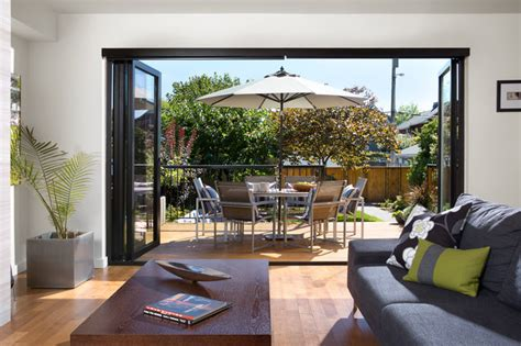 living room layout with patio doors asymmetrical overhaul traditional patio vancouver