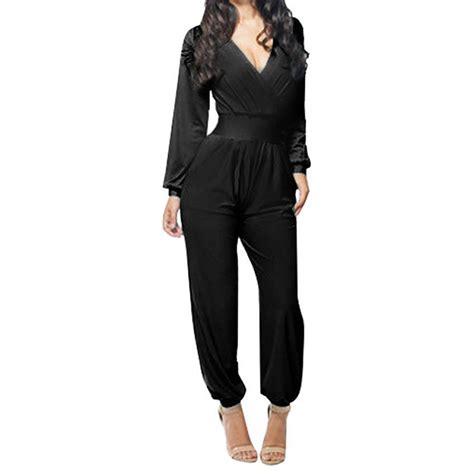 Jumsuit Black 23 awesome black jumpsuit playzoa
