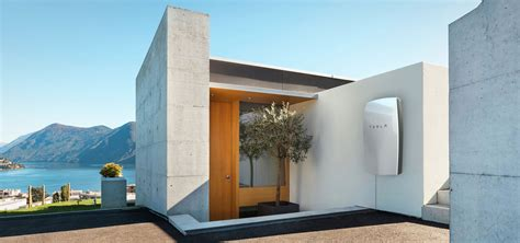 Tesla Home Tesla Says Second Generation Powerwall Will Launch In A